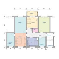 4-Raum-Wohnung, ca. 101 m²